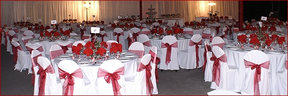 Quinceanera Room Decorated by baycityevents.com